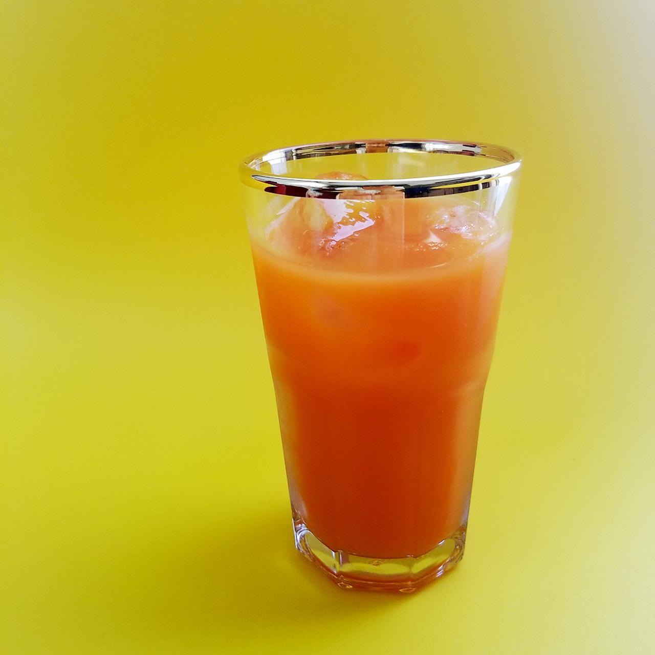 画像1: 2.《美酢パイナップル×野菜ジュース》美酢べジジュース