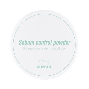 画像: [SAAT INSIGHT公式ショップ] anewm SEBUM CONTROL POWDER 5g