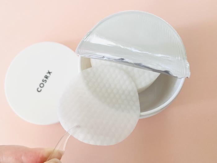 画像3: 【Qoo10で見つけた】韓国の国民的スキンケアパッド『COSRX(コスアールエックス)』のモイスチャーアップパッド。拭き取るだけでうるツヤ肌へ♡