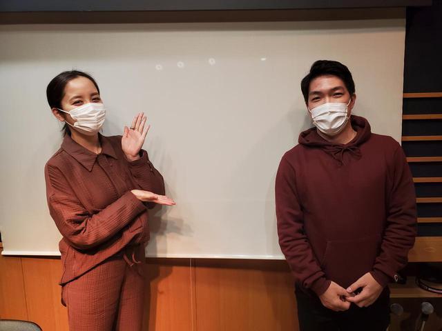 画像1: 2/14放送のお客様「阪本章史さん」