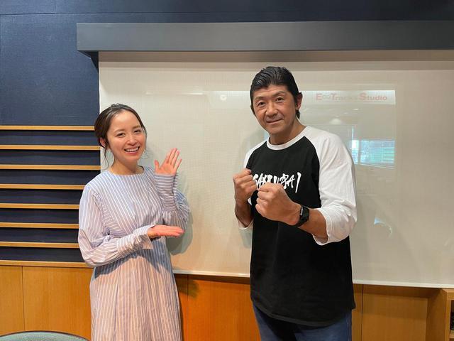 画像: 3/28放送のお客様「船木誠勝さん」