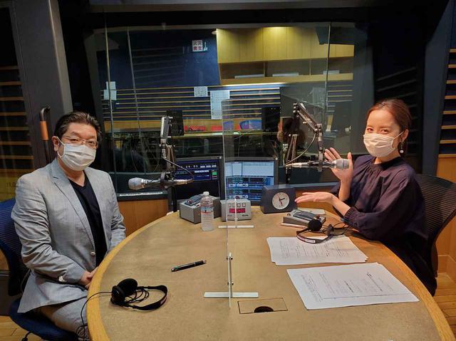 画像: 5/30放送のお客様「上平梅径さん」