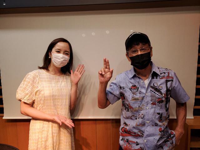 画像: 7/18放送のお客様「間寛平さん」