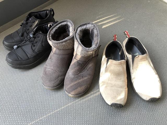 画像: 靴:雪が積もっているところにいくなら、スノーブーツは必須です