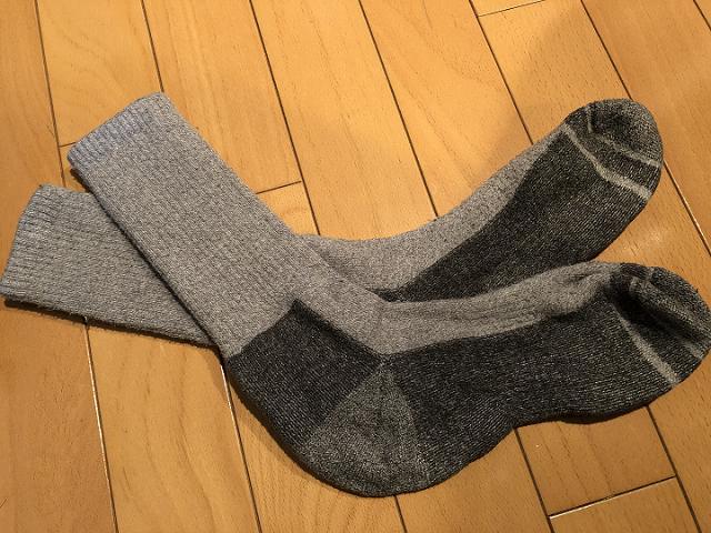 画像1: 靴下:テントシューズを使ってみるという手も