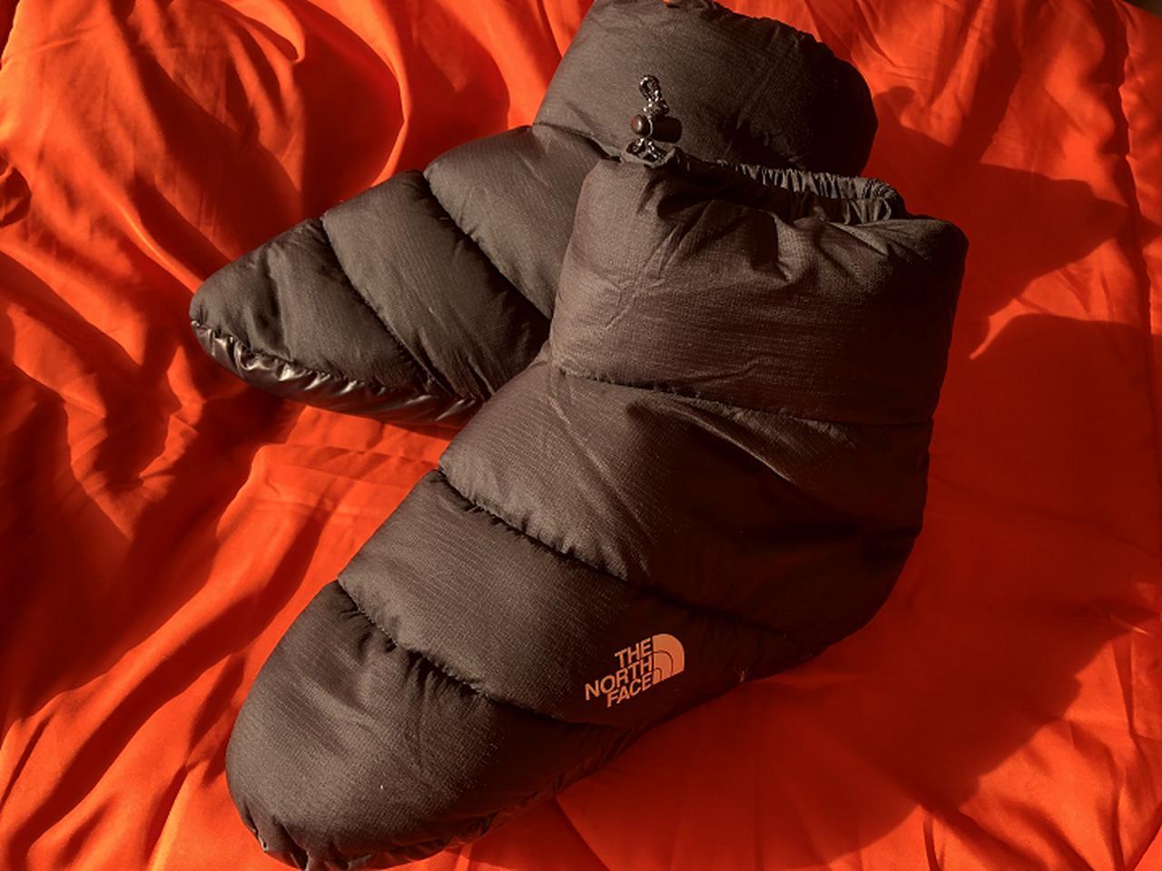 画像2: 靴下:テントシューズを使ってみるという手も