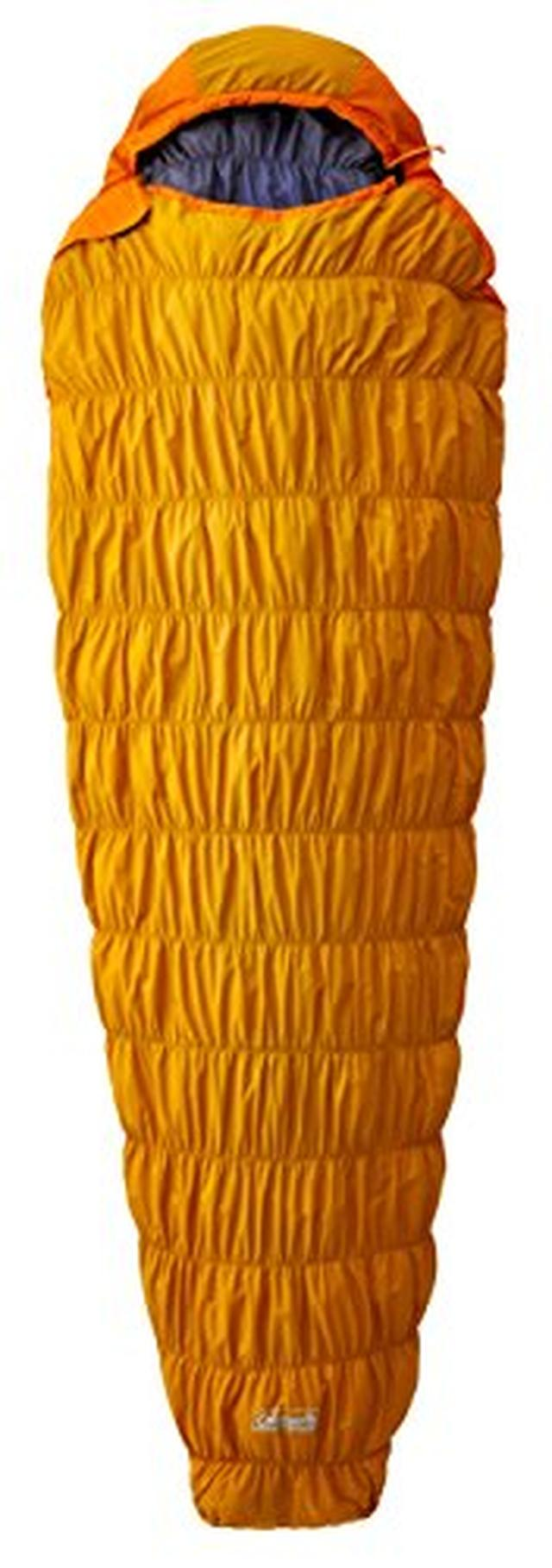 画像: 【楽天市場】コールマン 寝袋 トレックマミー/L-5 [使用可能温度-5度] 2000022262:グッドカンパニー