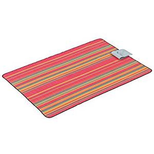 画像: Amazon | ロゴス マット ピクニック サーモマット(230×155cm) 73833264 | ロゴス(LOGOS) | 寝袋・ベッド・マット
