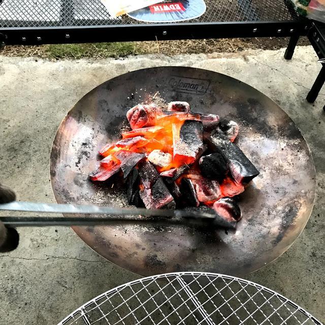 画像: BBQするなら火おこし! でも火おこしって意外と難しい