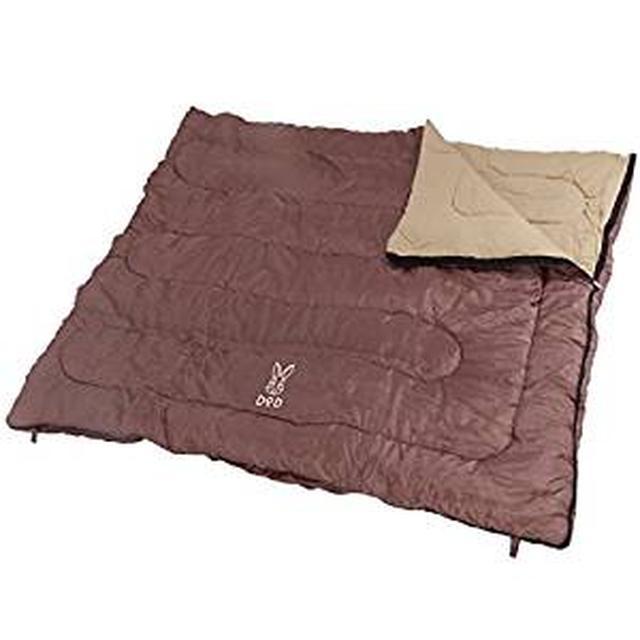 画像: Amazon | DOD(ディーオーディー) わがやのシュラフ 40秒で片付け可能な4人家族用寝袋 S4-511 | DOD(ディーオーディー) | 寝袋・シュラフ
