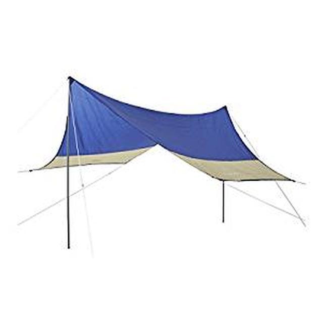 画像: Amazon | キャプテンスタッグ(CAPTAIN STAG) テント タープ サンシェルター オルディナ ヘキサ タープ セットM-3167 | キャプテンスタッグ(CAPTAIN STAG) | タープ