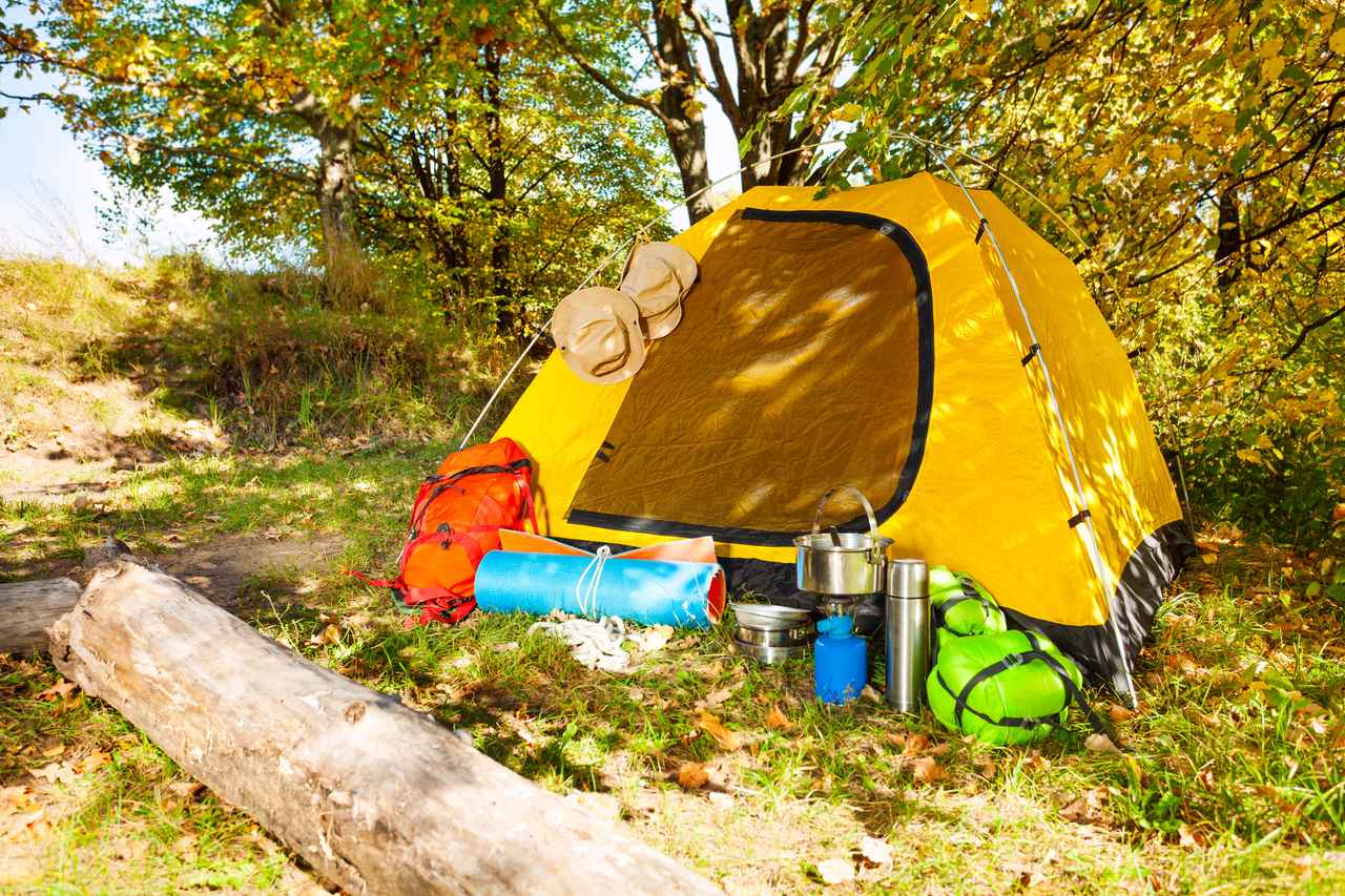 画像: 天候の変化や忘れ物があっても安心 ソロキャンプ初心者には道具をレンタルできるキャンプ場がおすすめ