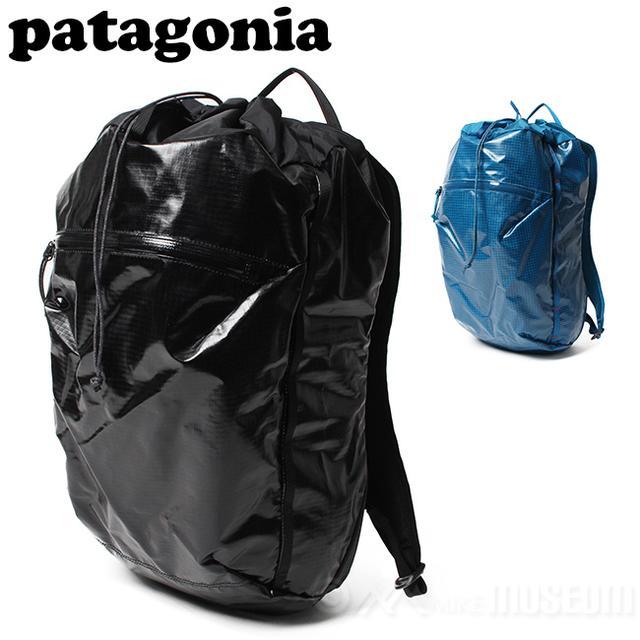 画像: 【楽天市場】パタゴニア patagonia バッグ ライトウェイト・ブラックホール・シンチ・パック 20L LW Black Hole Cinch Pack 20L リュック バックパック 49040【送料無料】:Mike Museum