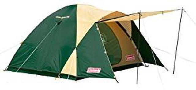 画像: Amazon   コールマン(Coleman) テント BCクロスドーム 270 4〜5人用 2000017132   コールマン(Coleman)   テント本体