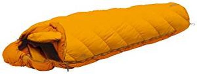 画像: Amazon   モンベル(mont-bell) 寝袋 バロウバッグ #2 サンフラワー 左ジップ [最低使用温度-4度] 1121272 SUF L/ZIP   モンベル(mont-bell)   寝袋・シュラフ