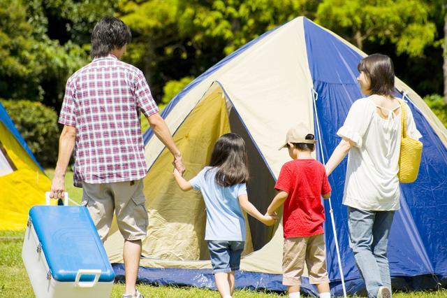 画像: まずはマストアイテムから 初心者はキャンプに慣れながら道具を買い足して行こう