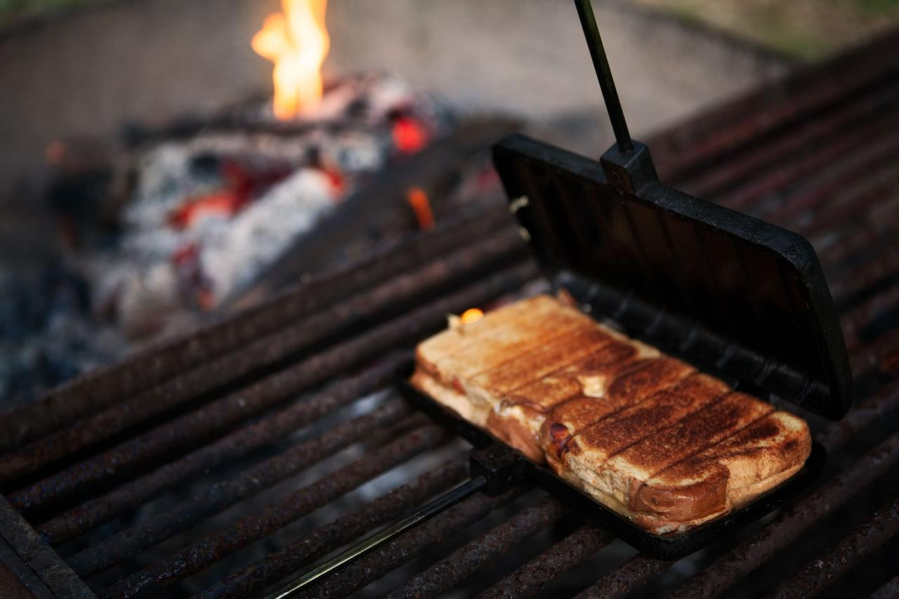 画像: 調理が簡単なレシピが豊富 ホットサンドメーカーはデイキャンプにもおすすめ
