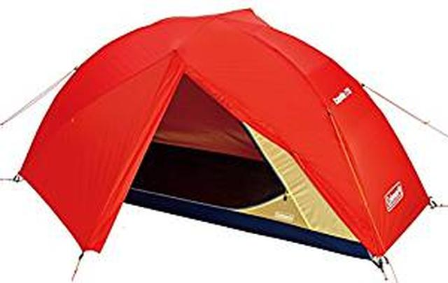 画像: Amazon | コールマン テント トレックドーム カペラ/75 [1人用] 2000022052 | コールマン(Coleman) | テント本体