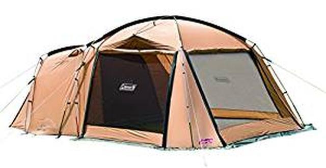 画像: Amazon | コールマン(Coleman) テント タフスクリーン2ルームハウス 4〜5人用 2000031571 | コールマン(Coleman) | テント本体