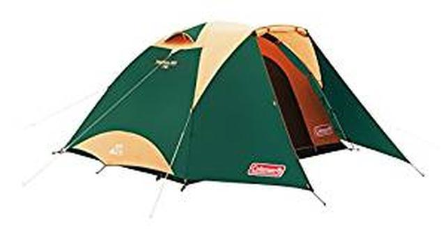 画像: Amazon | コールマン(Coleman) テント タフドーム 3025 スタートパッケージ 4〜5人用 グリーン 2000027279 | コールマン(Coleman) | テント本体