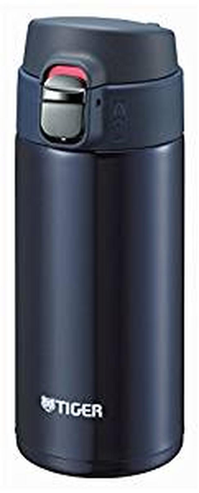 画像: Amazon|タイガー 水筒 360ml 直飲み ステンレス ミニ ボトル サハラ マグ 軽量 夢重力 ブルーブラック MMJ-A036-KA Tiger|水筒・マグボトル オンライン通販
