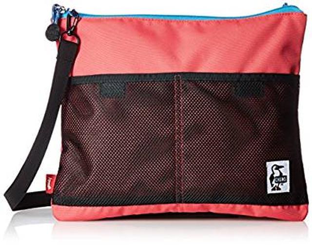 画像: Amazon   [チャムス] ショルダーバッグ Eco Sacoche Shoulder CH60-2360-2585-00 R066 Cereza   CHUMS(チャムス)   ショルダーバッグ