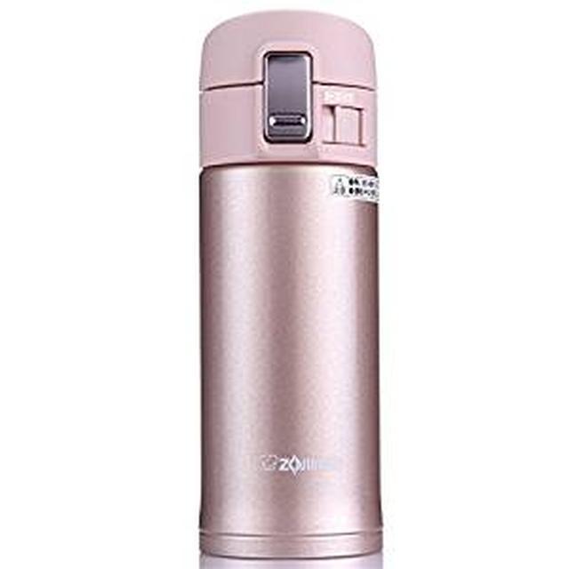 画像: Amazon.co.jp : 象印 ( ZOJIRUSHI ) ステンレスマグ 360ml ピンクシャンパン SM-KB36-PX : ホーム&キッチン