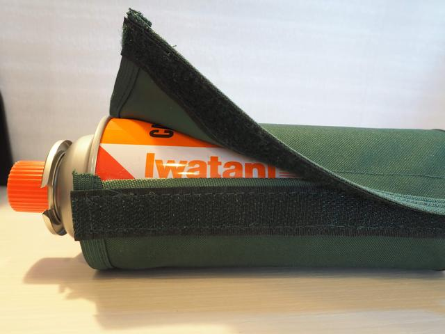 画像2: ② オシャレデザインの「CB缶(カセットガスボンベ)カバー」