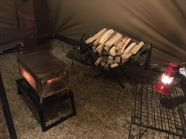 画像: 笑's 焚き火の箱