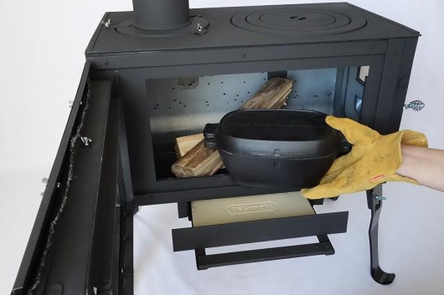 画像2: 画像出典:新保製作所 www.maki-stove.jp