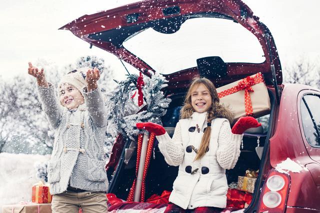 画像: 防寒グッズを備えて冬の車中泊へいざ出発!