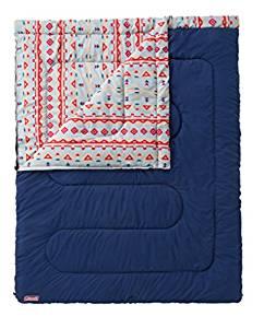 画像: Amazon   コールマン(Coleman) 寝袋 アドベンチャーススリーピングバッグ C5 使用可能温度5度 封筒型 2000022260   コールマン(Coleman)   寝袋・シュラフ
