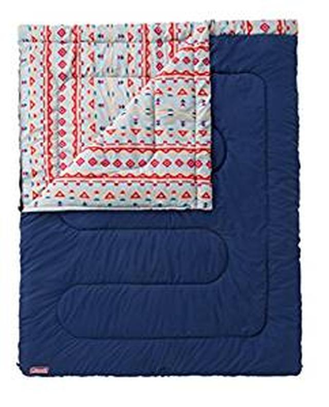 画像: Amazon | コールマン(Coleman) 寝袋 アドベンチャーススリーピングバッグ C5 使用可能温度5度 封筒型 2000022260 | コールマン(Coleman) | 寝袋・シュラフ