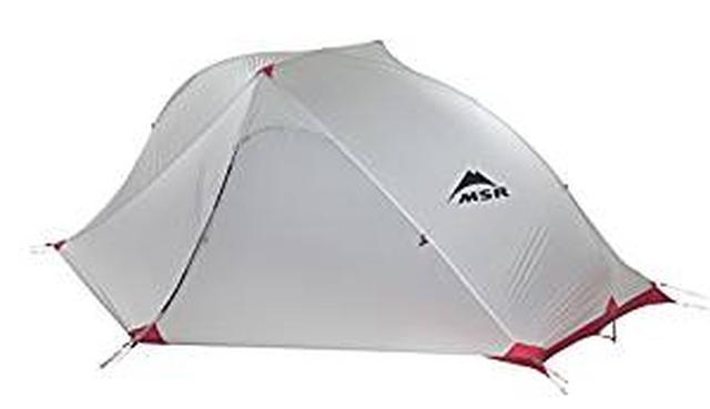 画像: Amazon   MSR テント Carbon Reflex 1 カーボンリフレックス1 [1人用] 【日本正規品】 37836   エムエスアール(MSR)   テント本体