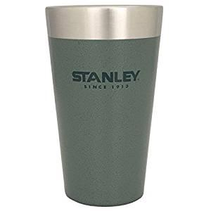 画像: Amazon.co.jp: STANLEY(スタンレー) スタッキング真空パイント 0.47L グリーン タンブラー 02282-005 (日本正規品): スポーツ&アウトドア