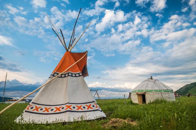 画像: これでおしゃれキャンパー! ネイティブ柄を取り入れて自分好みのキャンプにしよう