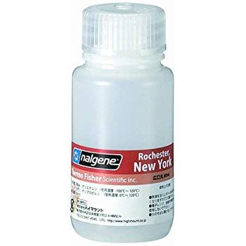 画像: Amazon   nalgene(ナルゲン) 広口丸形ボトル 60ml 90502   NALGENE(ナルゲン)   調味料入れ