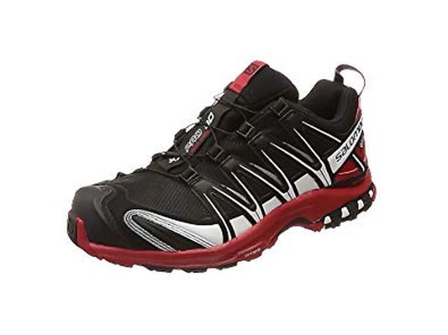 画像: Amazon | [サロモン] SALOMON トレッキングシューズ XA PRO 3D ゴアテックス 防水 登山靴 | SALOMON(サロモン) | トレイルランニング