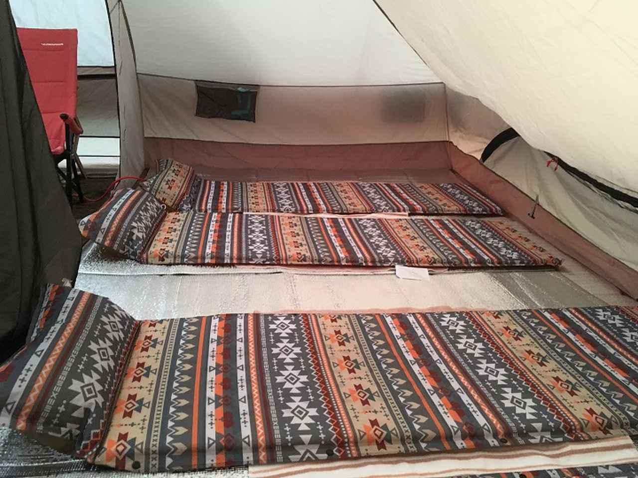 画像1: 寝心地抜群! ソロキャンプには低価格で高品質のインフレーターマットがおすすめ