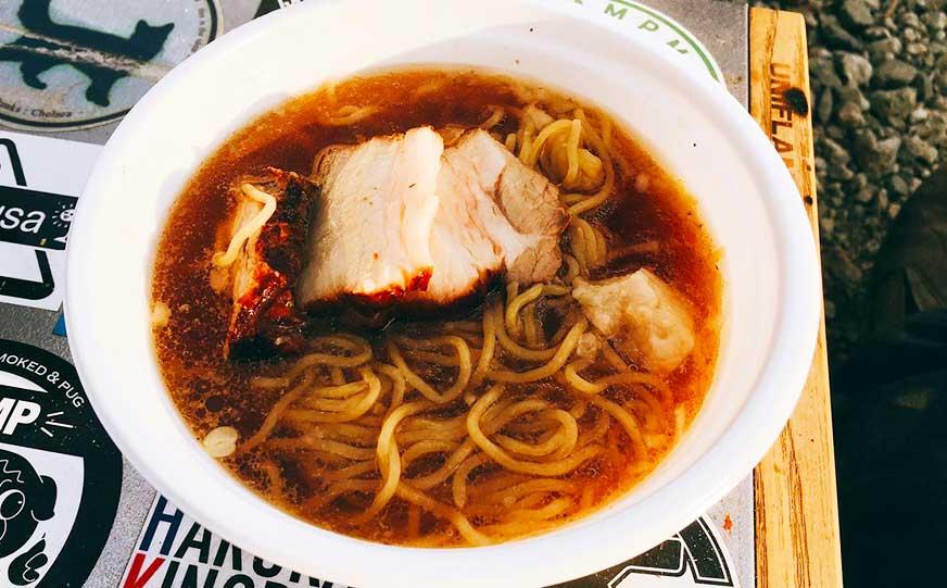 画像: 自家製スープと具が同時に作れるスグレモノ「坦々麺」 美味しくするには肉味噌がポイント