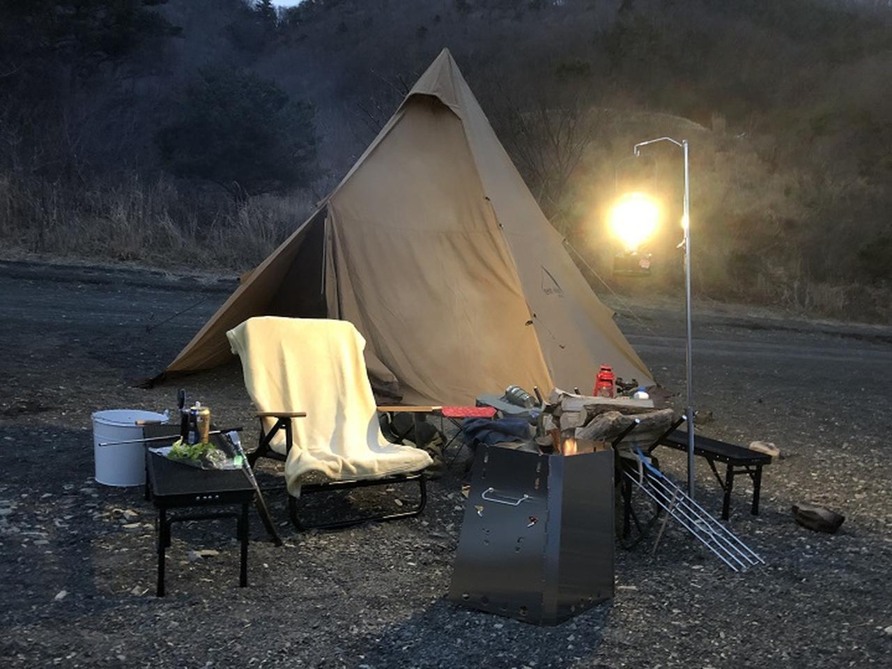 画像7: みーこパパの、あるソロキャンプの一日