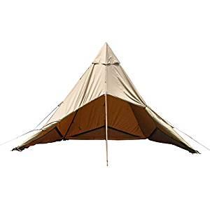 画像: Amazon   テンマクデザイン サーカス TC BIG   tent-Mark DESIGNS   テント本体
