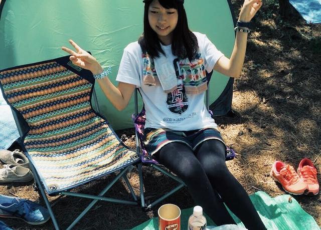 画像: 音楽フェスにて。この時の楽しさは今でも覚えてます! matsuokamiki.com