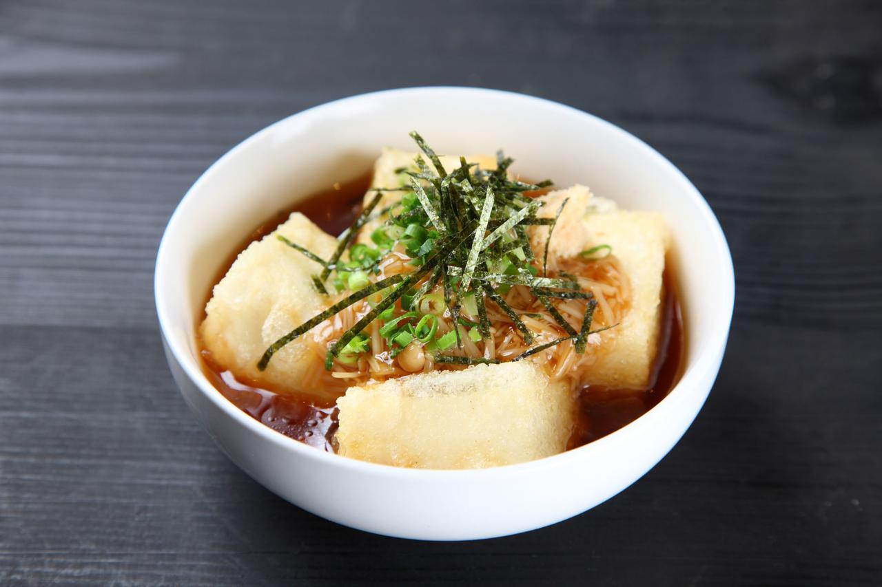 画像: 簡単揚げ出し豆腐