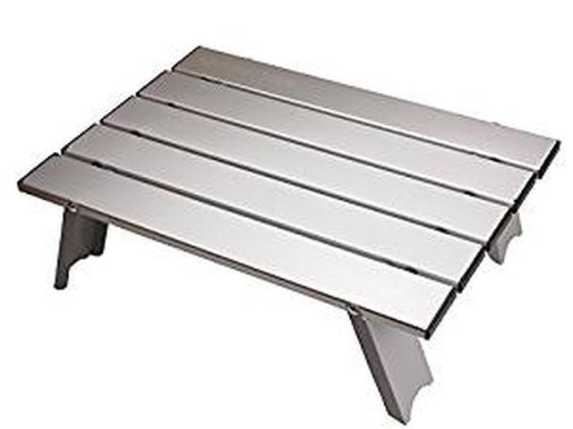 画像: Amazon | キャプテンスタッグ(CAPTAIN STAG) アルミ ロールテーブル ケース付 M-3713 アウトドア用 折りたたみ式 | キャプテンスタッグ(CAPTAIN STAG) | テーブル