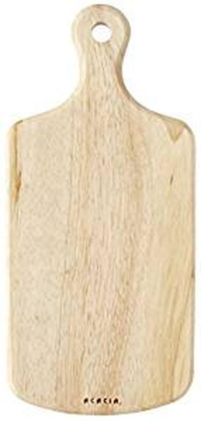 画像: Amazon.co.jp : 【正規輸入品】 ACACIA ラウンディッシュ ボード ROUNDISH BOARD Natural M AA-010NT : ホーム&キッチン