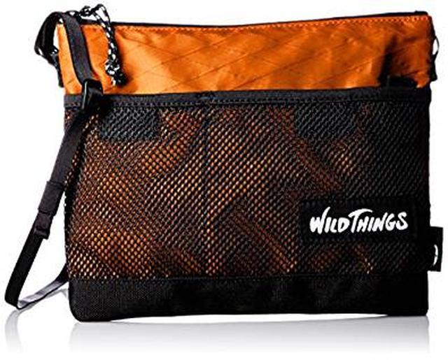 画像: Amazon.co.jp: [ワイルドシングス] サコッシュ WT-380-0072 22709058 オレンジ: シューズ&バッグ