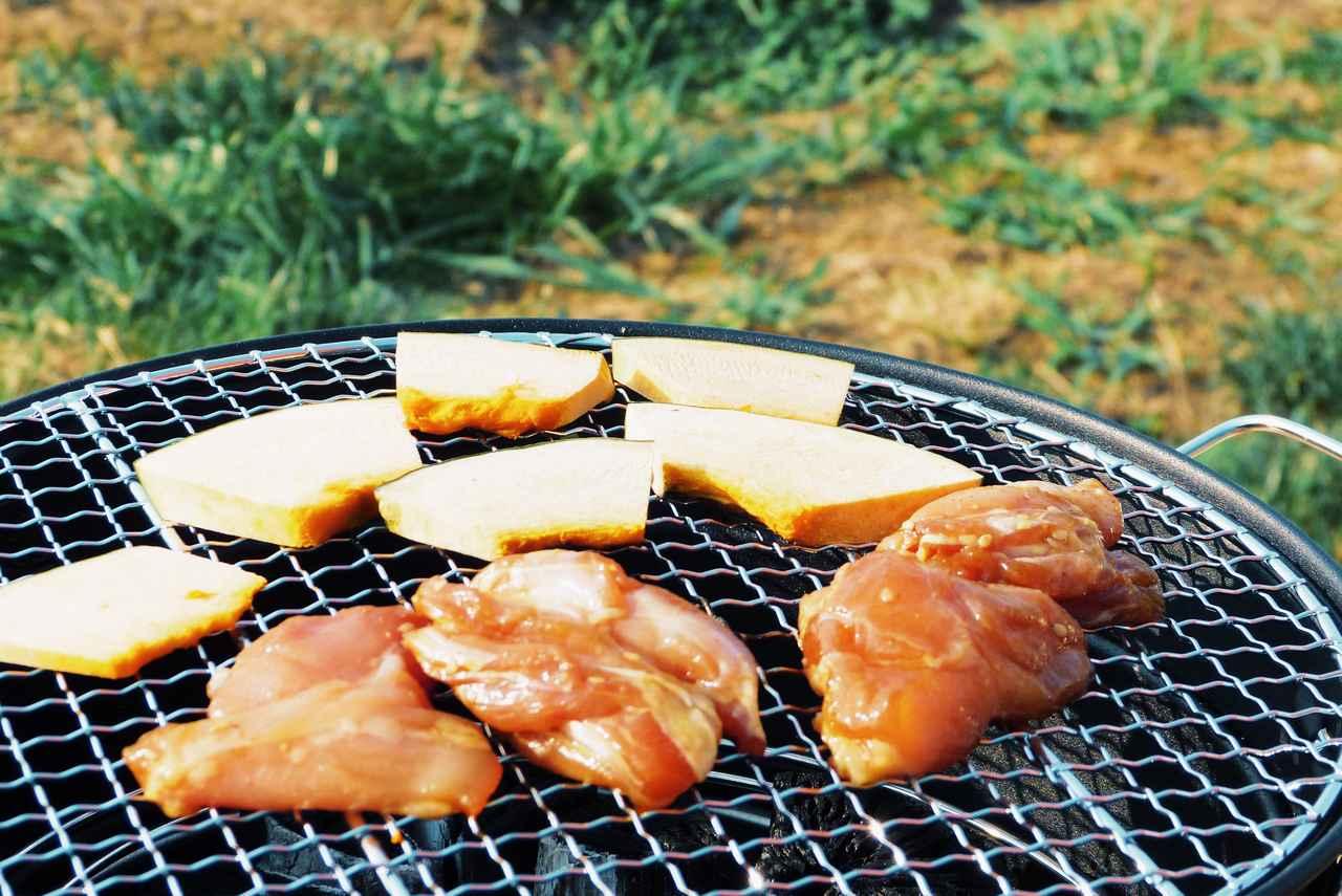 画像: 調味料すら持っていかない、ズボラBBQ futaricampguide.com