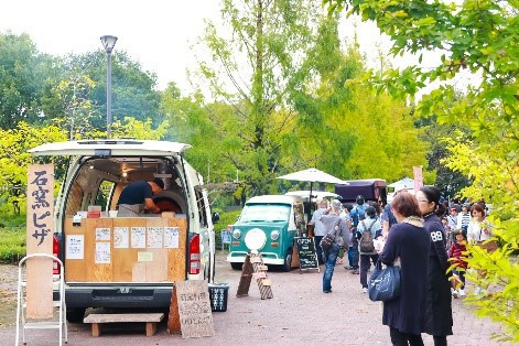 画像: 【東海】愛知県の人気アウトドアイベント キャンプ×ピクニック= キャンピクニック