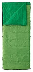 画像: Amazon | コールマン 寝袋 パフォーマー2/C15 モス [使用可能温度15度] 2000027260 | コールマン(Coleman) | 寝袋・シュラフ